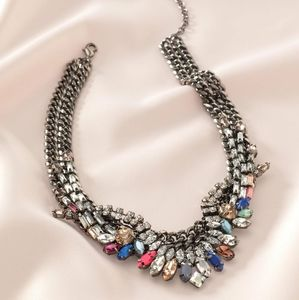 Mix it up Collar Statement Necklace